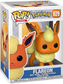 Flareon  - Funko Pop 629 Pokémon