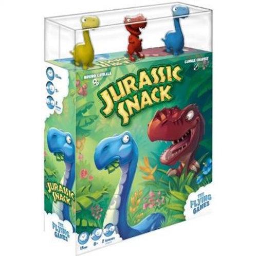 Jurassic Snack (Billingue)