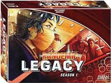 Pandemic Legacy - Season 1 (FR)