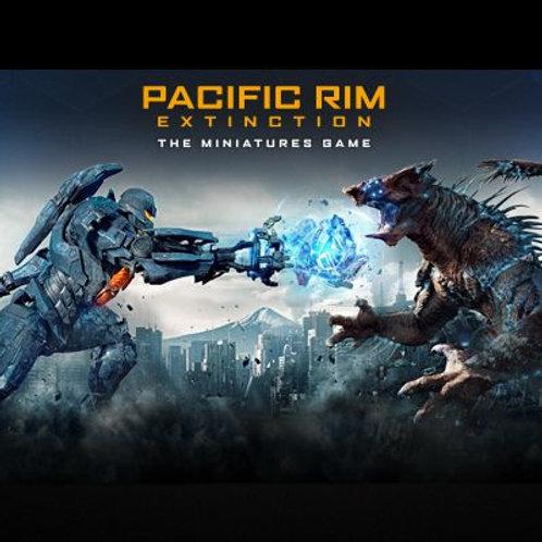 Pacific Rim Extinction, The miniature game