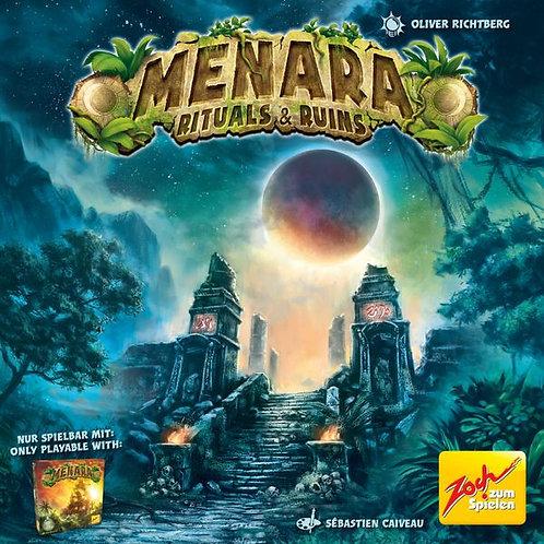 Menara Rituals and Ruins