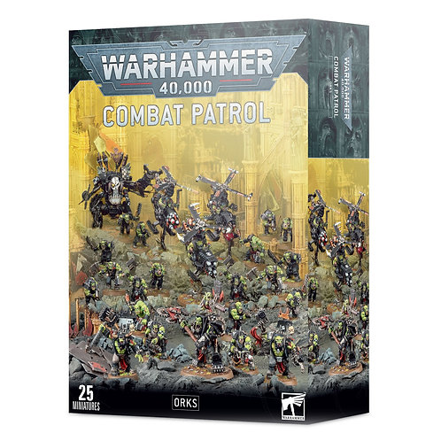 Combat Patrol - Orks - Warhammer 40,000