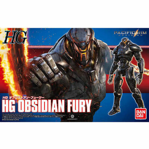 Hg Obsidian Fury - Pacific Rim - Gunpla