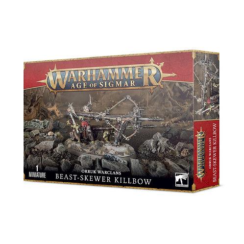 Beast-Skewer Killbow - Orruk Warclans