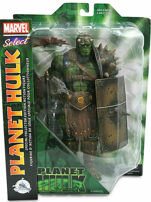 Planet Hulk - Marvel Select
