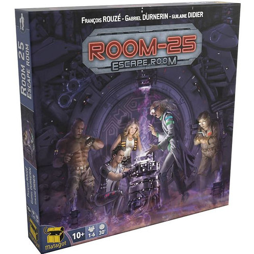 Room-25 Escape Room