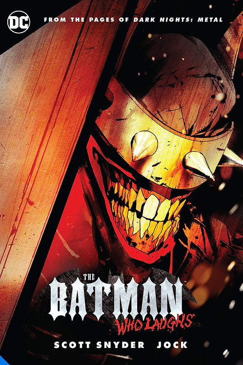 The Batman Who Laughs - Trade Paperback