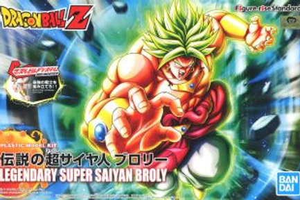 Legendary Super Saiyan Broly - Dragon Ball Z - Gunpla