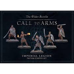 The Elder Scroll, Call to Arms Plastic Imperial Faction Starter Set