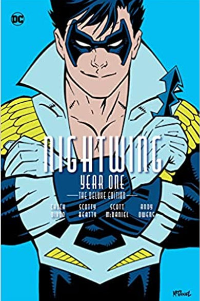Nightwing: Year One Deluxe Edition - Hardcover