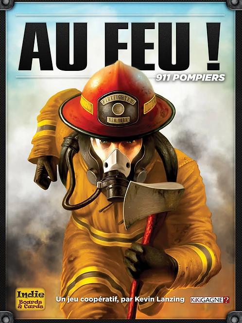 Au Feu ! 911 Pompiers