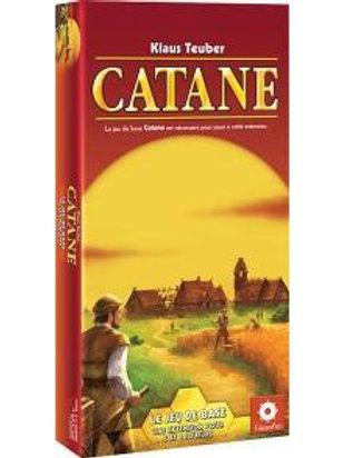 Catan -Le jeu de base - Extentsion pour 5 et 6 joueurs