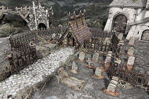 Graveyard - Battle Systems