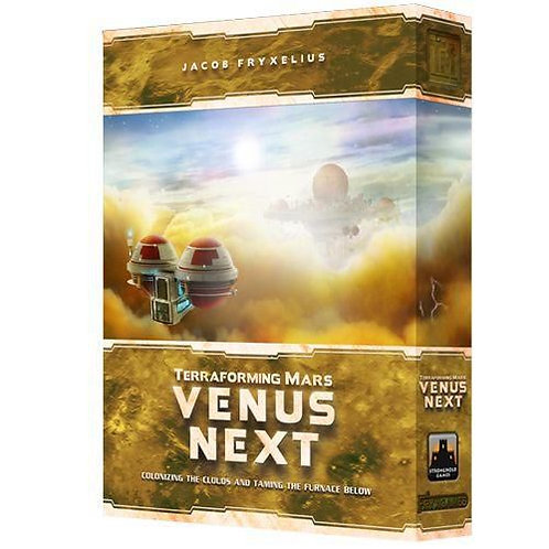 Terraforming Mars, Venus Next (Expansion)