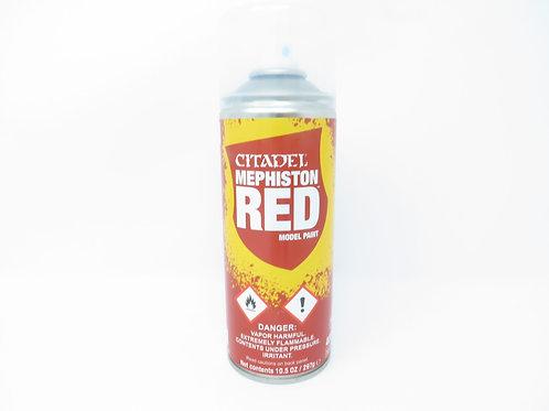 Mephiston Red - Aérosol Citadel Spray