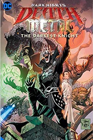 Dark Nights Death Metal The Darkest Knight - Trade Paperback