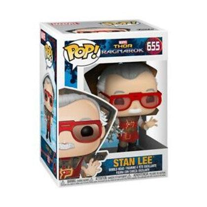 Stan Lee - Funko Pop 655 Marvel Thor Ragnarock