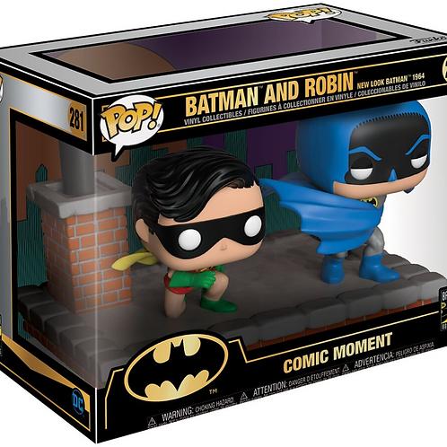 Batman And Robin, New Look Batman - Funko Pop 281 Batman
