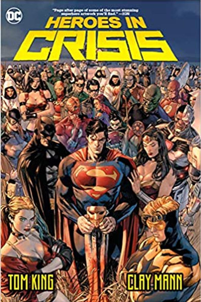 Heroes in Crisis - Trade Paperback