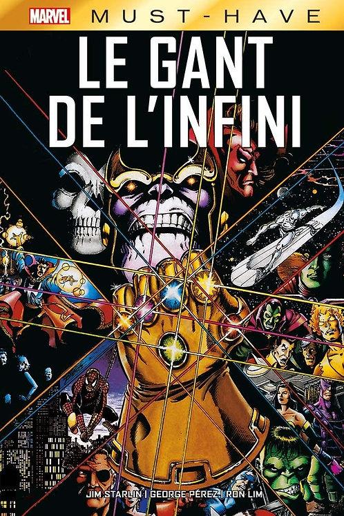 Le Gant De L'Infini - Marvel Must-Have - Hard Cover