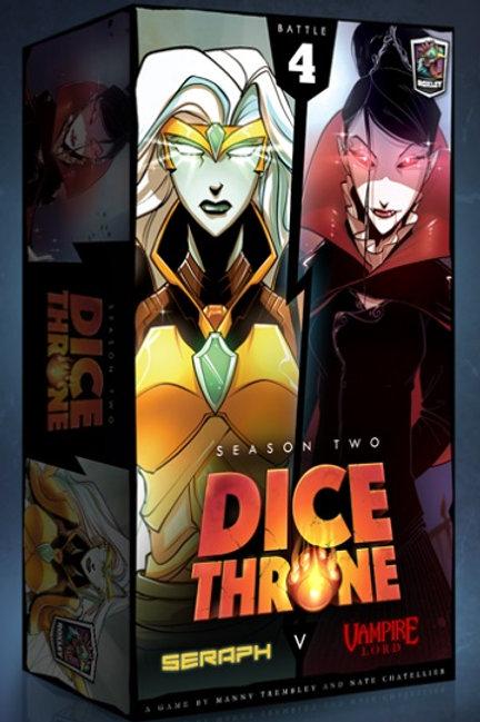 Dice Thrones - Seasons Two - Seraph v Vampire Lord