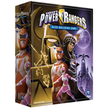 Power Rangers - Deck Building Game