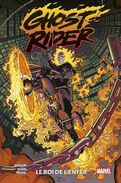 Ghost Rider - Le Roi De L'enfer - Tome1