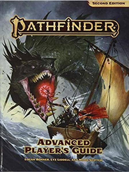 Pathfinder 2e - Advanced Player Guide