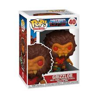 Grizzlor - Funko Pop 40 Master Of The Universe