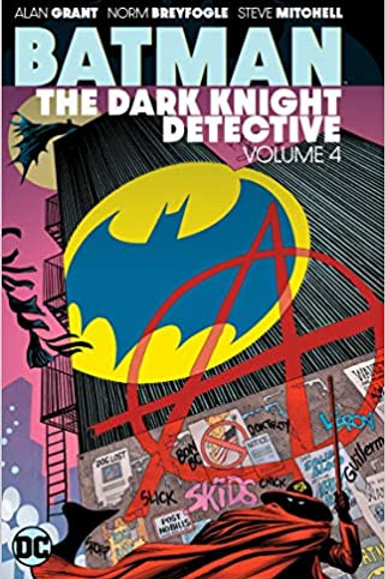 Batman: The Dark Knight Detective Vol. 4 - Trade Paperback