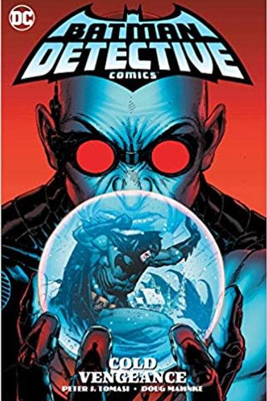 Batman: Detective Comics Vol. 4: Cold Vengeance - Trade Paperback