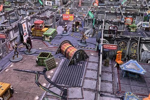 Cyberpunk Core Set- Battle Systems
