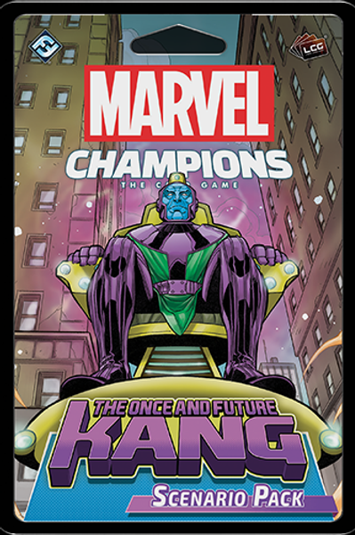 Marvel Champions - Kang the once and the future ENG