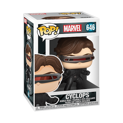 Cyclops - Funko Pop 646 Marvel