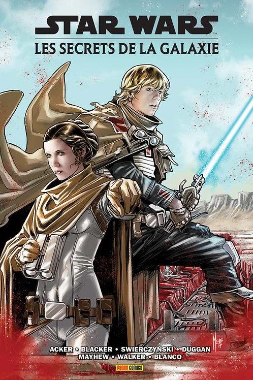 Star Wars Les Secrets De La Galaxie - Hard Cover
