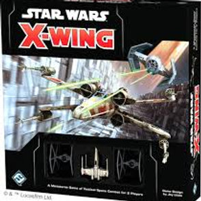 Star Wars X-Wing Core Set, 2nd Edition