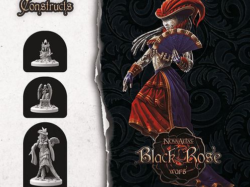 Black Rose War Construct