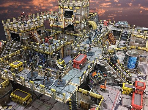 Frontier Core Set - Battle Systems