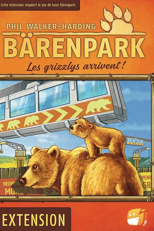 Barrenpark - Les grizzly arrivent! (Extension)