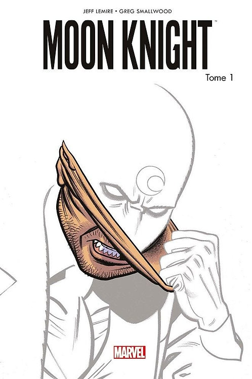 Moon Knight (All-new All-different) - Tome1