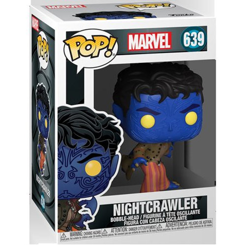 Nightcrawler - Funko Pop 639 Marvel