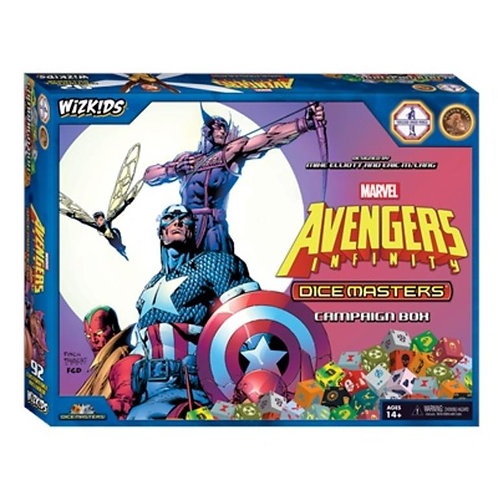 Dice Master Campaign Box: Avengers Infinity