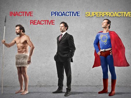 Dinosaur vs Superproactive Teacher