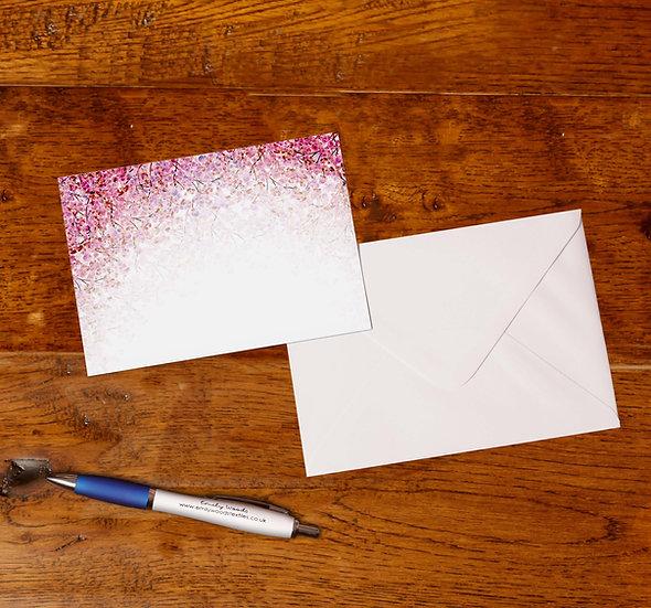 'Spring Blossom' Notecards