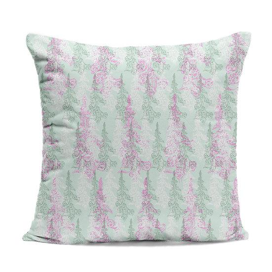 Foxglove Cushion