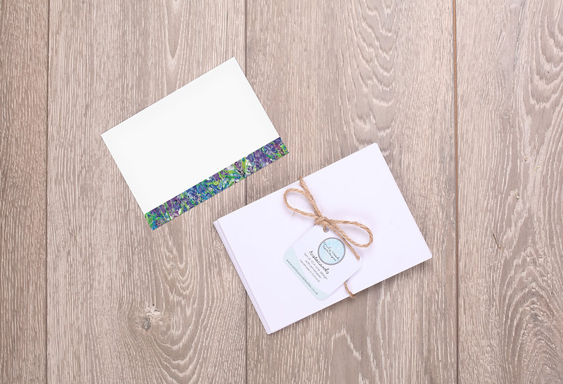 'Blooming Bluebells' Notecards
