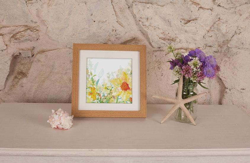 'Wild Daffodils' Print