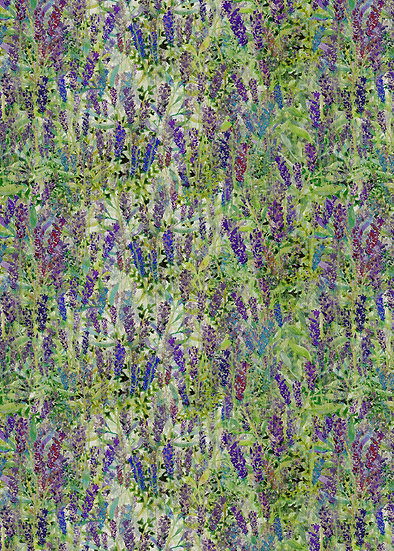 'Into the Wilderness' Fabric