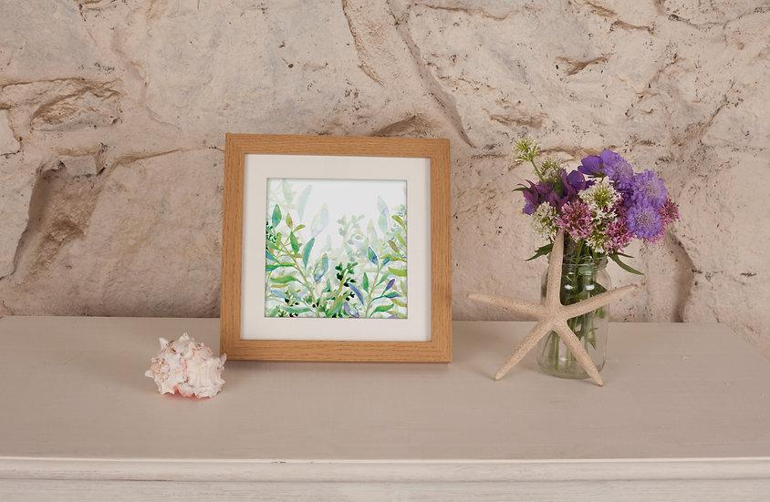 'Foliage' Print
