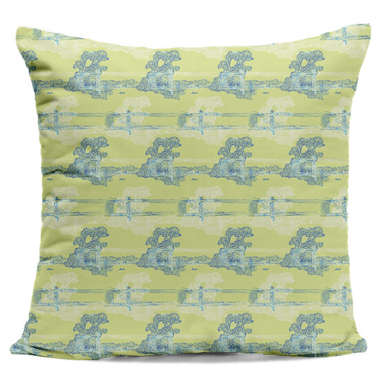 Helford Trees Cushion